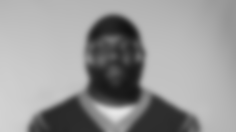 This is a 2020 photo of Quinton Spain of the Buffalo Bills NFL football team. This image reflects the Buffalo Bills active roster as of Saturday, Aug. 1, 2020 when this image was taken. (AP Photo)