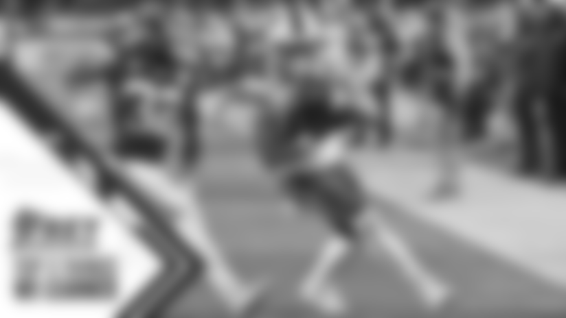 Dawson Knox (88) touchdown Buffalo Bills vs Kansas City Chiefs, AFC Championship Game, January 24, 2021 at Arrowhead Stadium. Photo by Bill Wippert