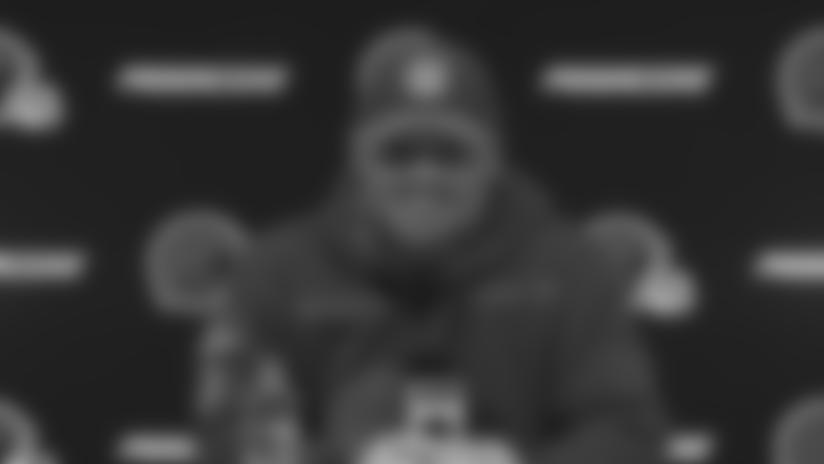 Freddie Kitchens talks Steelers preparation, quick turnaround - Press Conference