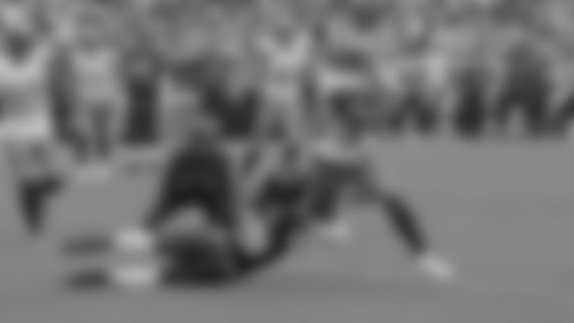 Nick Chubb Mic'd Up vs. Ravens: Extended Cut
