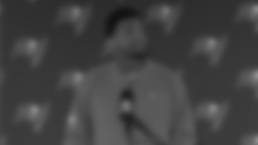 Jameis Winston Postgame Press Conference | Bucs vs. Seahawks