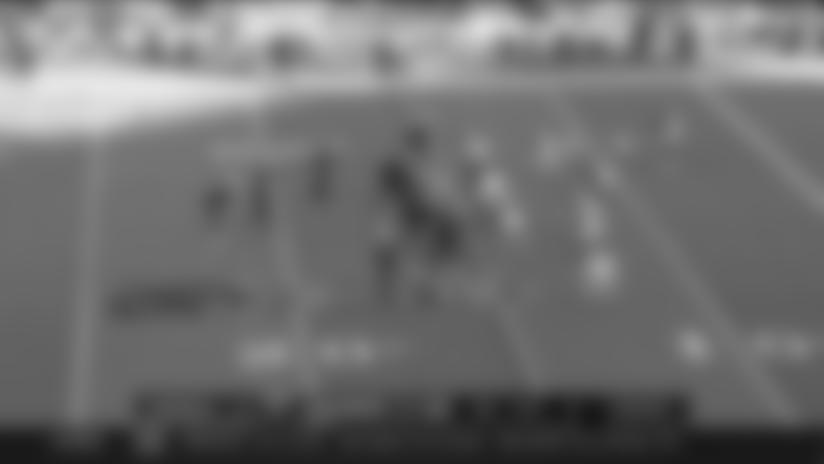 Jamel Dean Snags Ball for INT Off Kyler Murray | Bucs vs. Cardinals Highlights