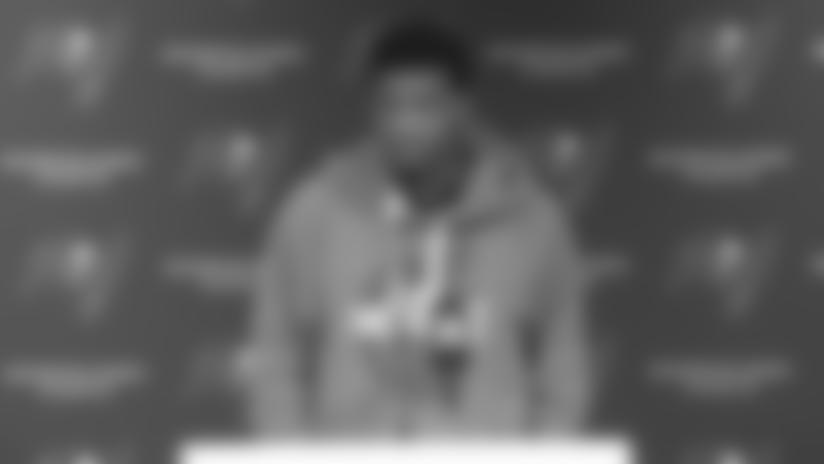Jameis Winston Postgame Press Conference | Bucs vs. Saints