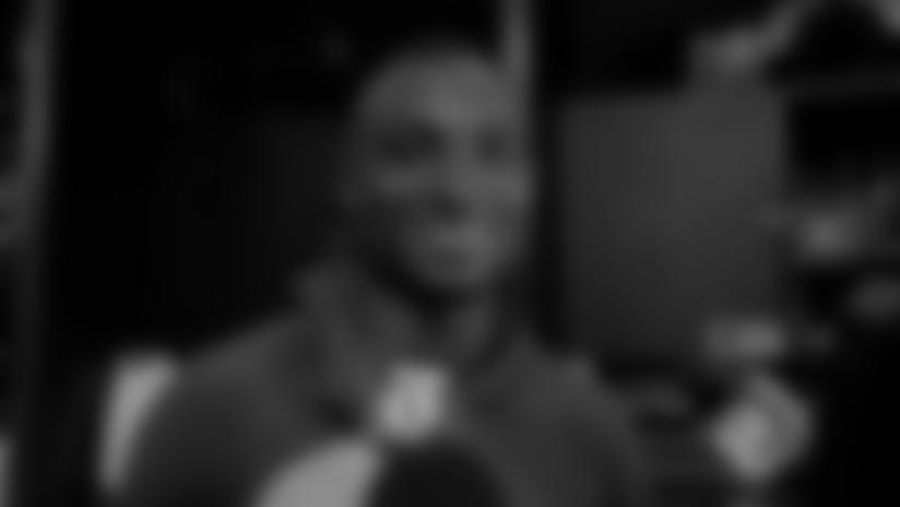 Mazzi Wilkins on Being a Versatile Player | Locker Room Interview