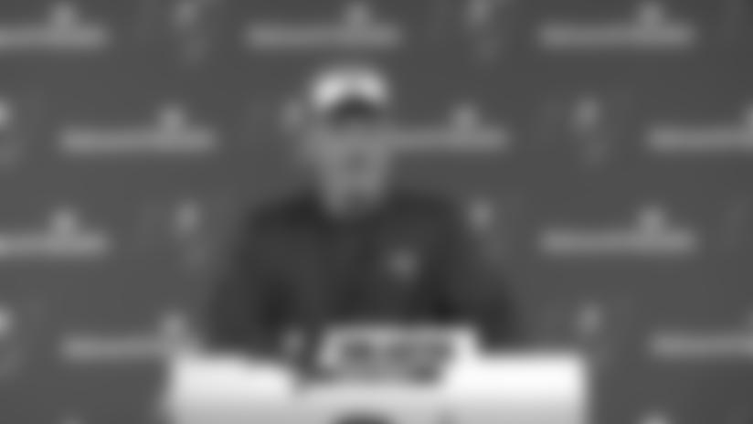 Dirk Koetter on Ronald Jones & 2018 Rookie Class | Bucs Press Conference