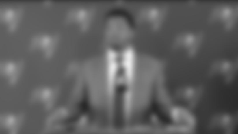 Jameis Winston Postgame Press Conference | Bucs vs. Titans