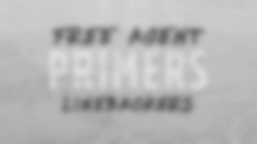 2019 Free Agent Primers - LB