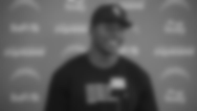Joe Reed Talks First NFL Game