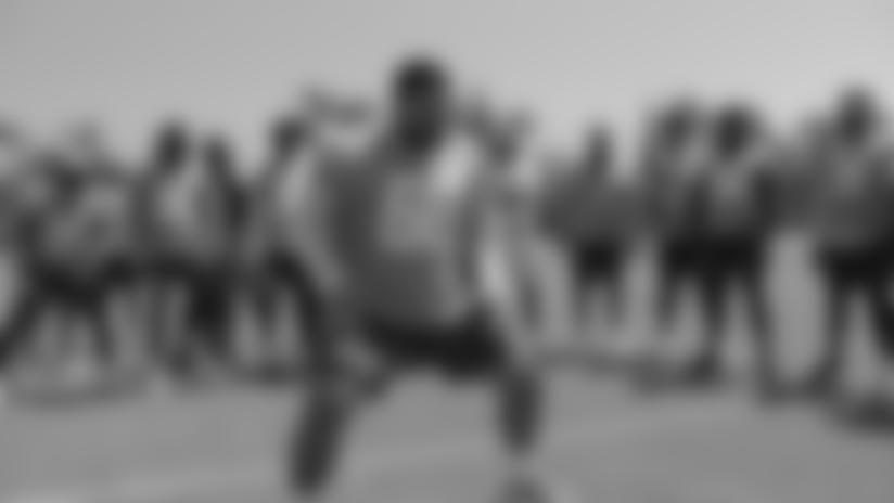 Breiden Fehoko's Haka Dance