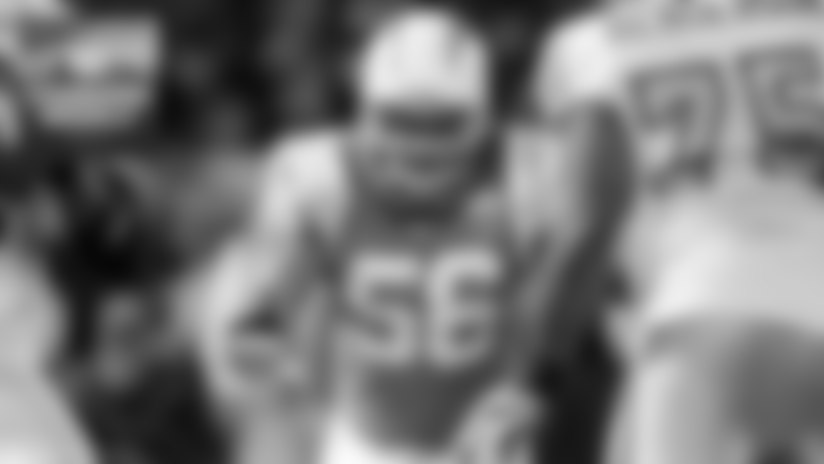 Chris Hayre is joined by Chargers great Shawne Merriman, who shares his thoughts on the team's offseason, the new uniforms, and first-round rookie linebacker Kenneth Murray wearing his No. 56.