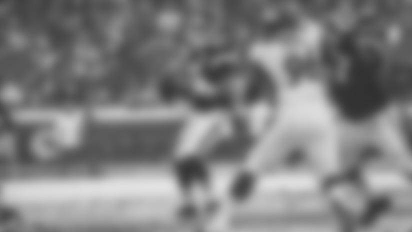 Patrick Mahomes Drops 29-yard DIME to Sammy Watkins