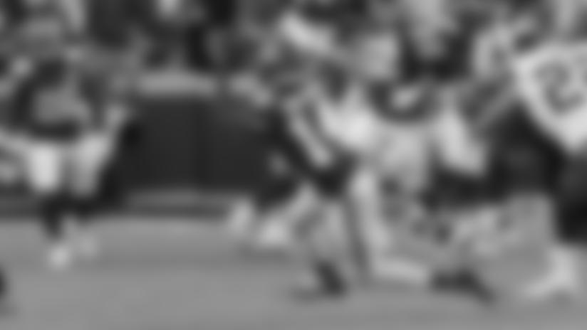 Sammy Watkins Shows Peak Concentration on 16-yard Sliding Catch