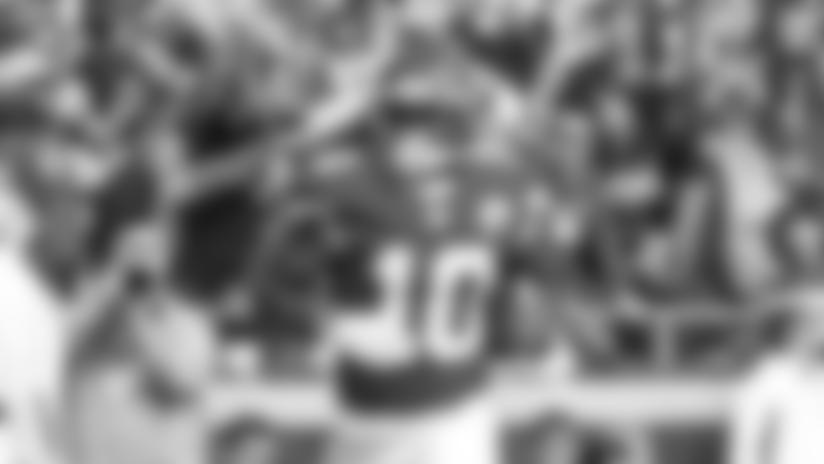 Chiefs vs. Vikings: Tyreek Hill Highlights