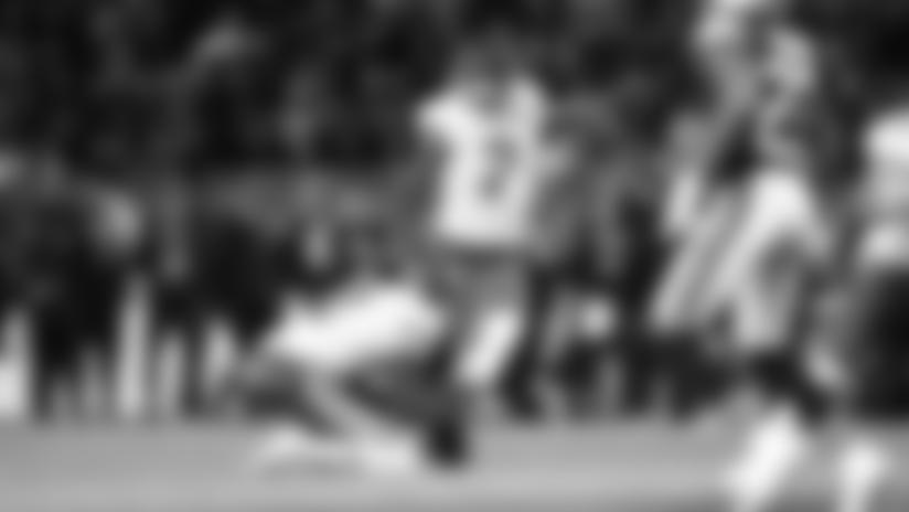 Harrison Butker Drills 56-yard Field Goal