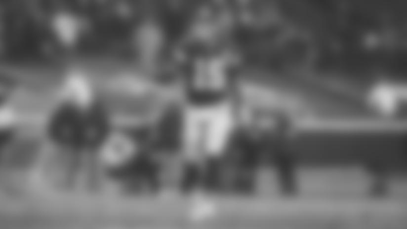 WATCH: Patrick Mahomes' Best Throws of Week 1