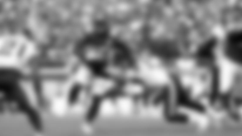 Damien Williams Explodes for Longest Touchdown Run of 2019 So Far