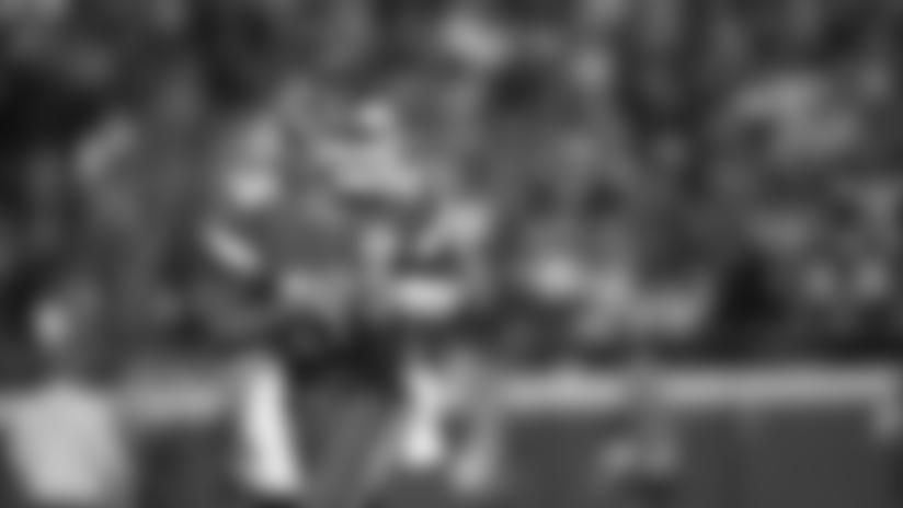 Chiefs vs. Colts: Patrick Mahomes Highlights