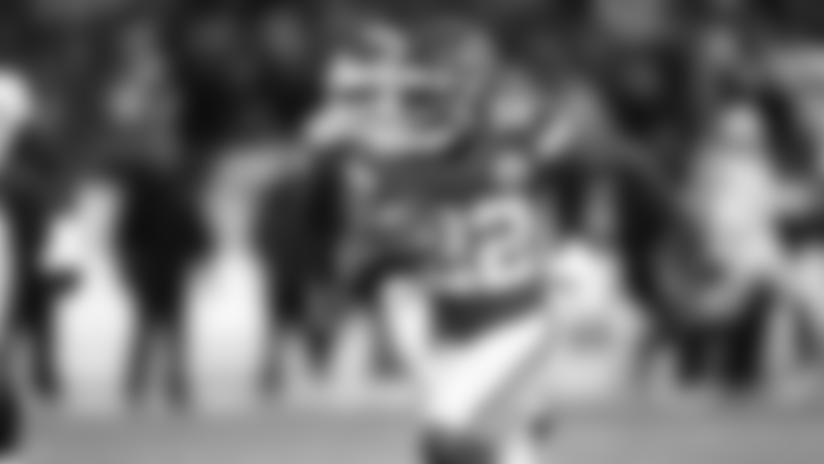 Juan GONE! Juan Thornhill's first NFL Touchdown is 45-yard Pick-Six