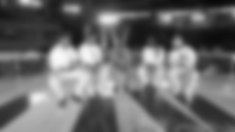 Patrick Mahomes and Jimmy Garoppolo Preview Super Bowl LIV Matchup at Opening Night