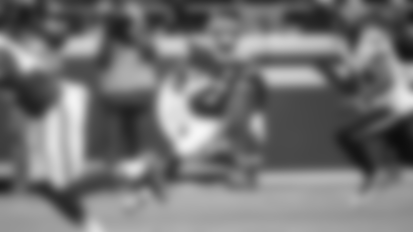 Mecole Hardman Takes OFF in Blazing 58-yard Kick Return