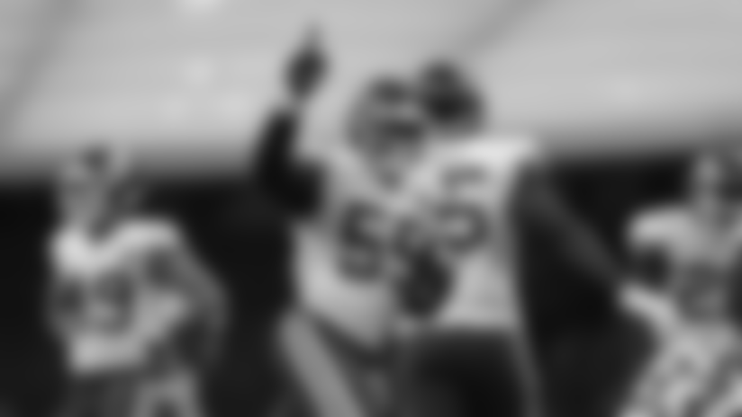 Chiefs vs. Chargers: Frank Clark Highlights