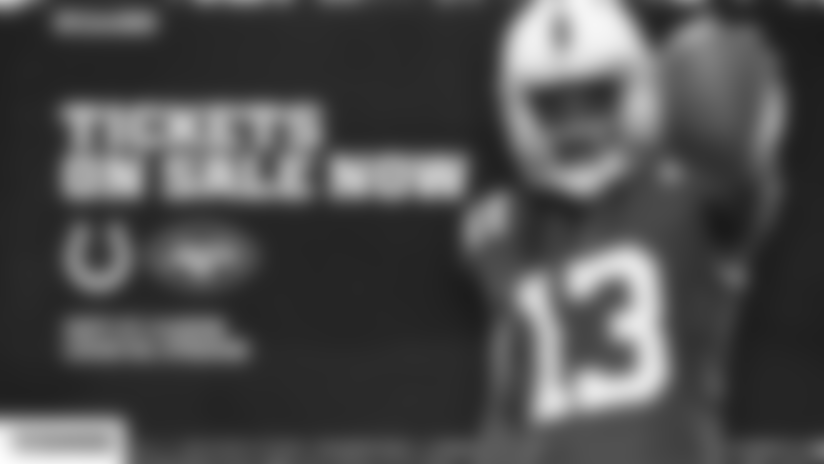 Colts vs. Jets   Tickets On Sale Now!