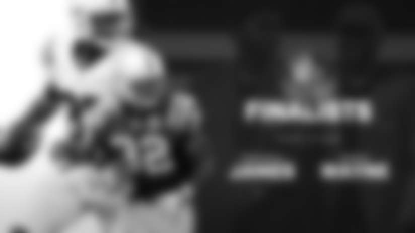 Edgerrin James And Reggie Wayne Named Pro Football Hall Of Fame Finalists