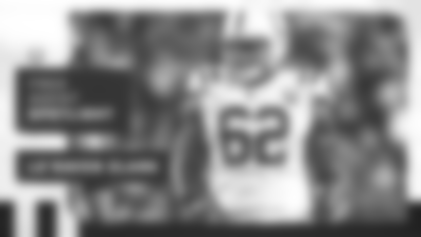 2020 Colts Free Agent Spotlight: Le'Raven Clark