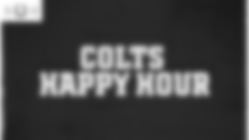 Indianapolis Colts Happy Hour