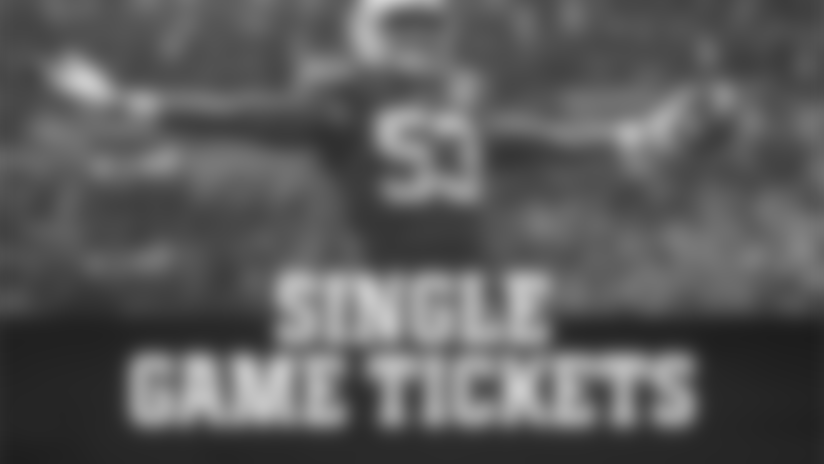 Indianapolis Colts Single Game Tickets