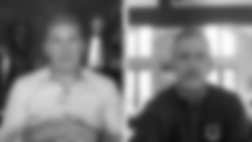 NFLN   Frank Reich Talks 2020 Opponents, Philip Rivers On 'Schedule Release '20'