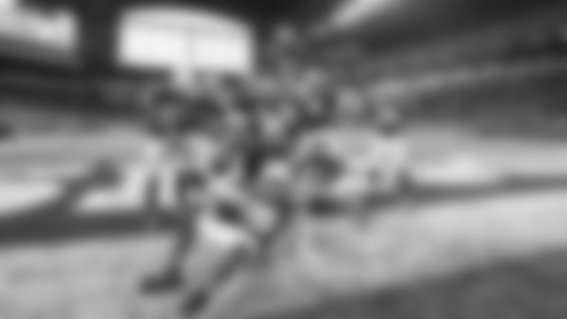 HIGHLIGHT | Pierre Desir Gets Second Interception