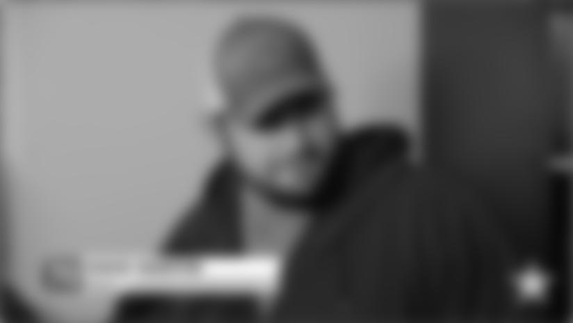 Zack Martin: Clean Slate Mentality