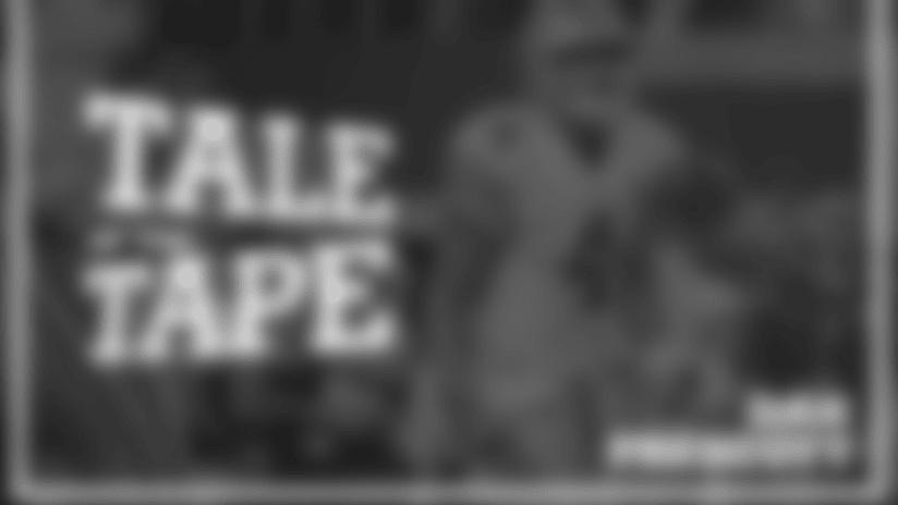 Tale of the Tape: Dak Prescott