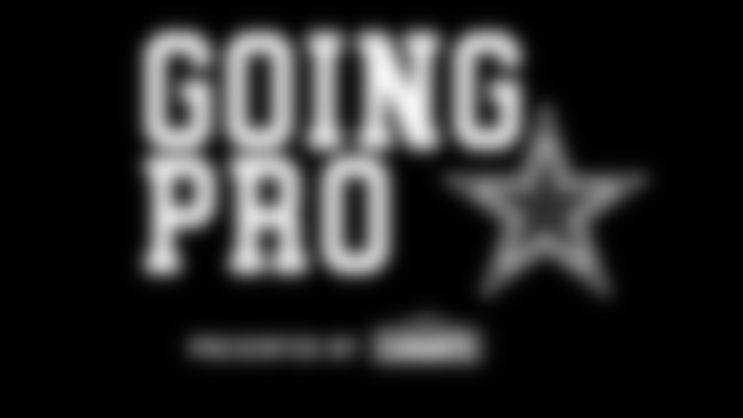 Going Pro: Tyler Biadasz presented by Lowes