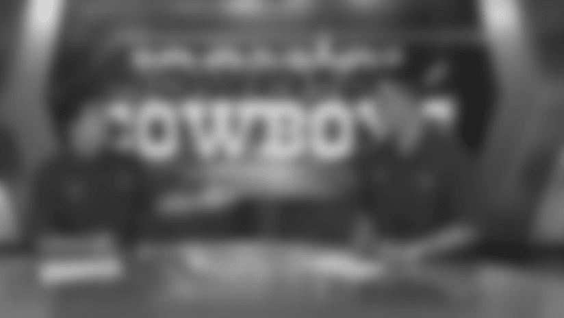 Se acabó la temporada regular para estos Dallas Cowboys.