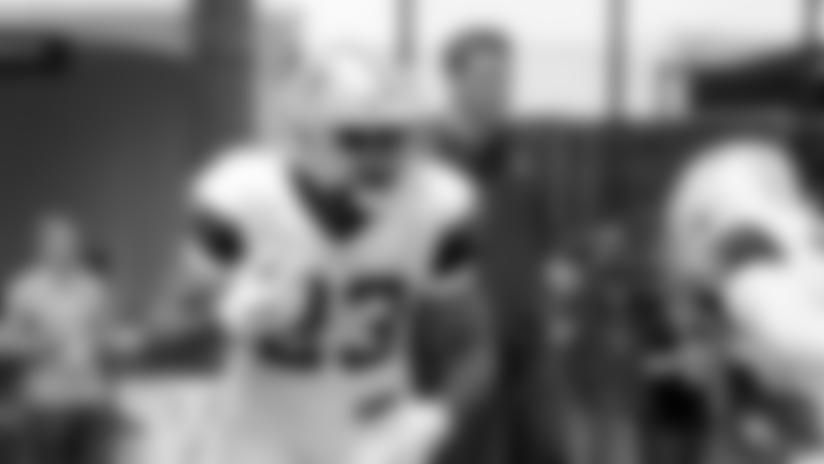 Zeke se va a México; Cowboys firman a Alfred Morris