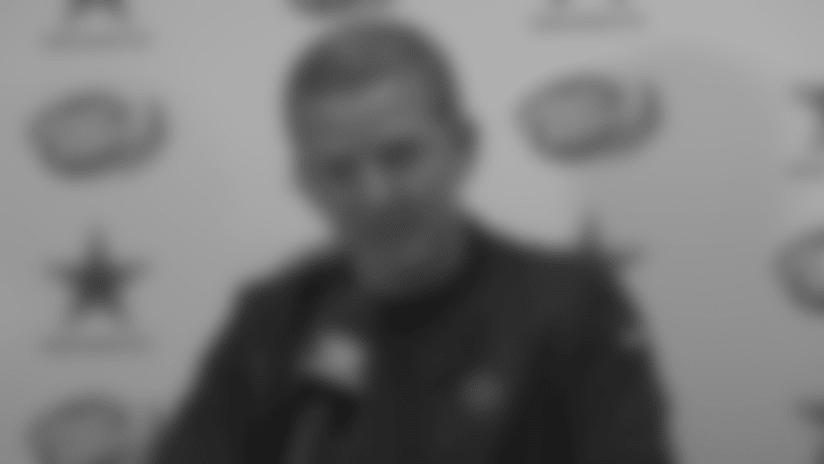 Jason Garrett Postgame Press Conference - 10/21/18