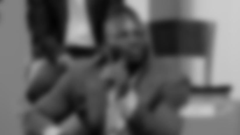 Inspire Change: Jaylon Smith & MEI