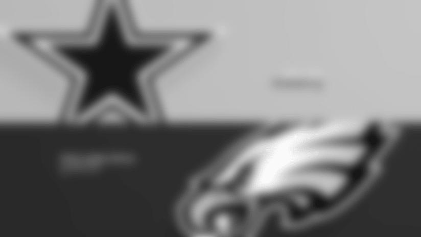 Week 10 Highlights - Cowboys @ Eagles