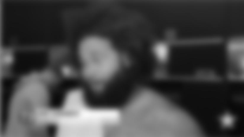 Joe Looney: Thankful All The Time