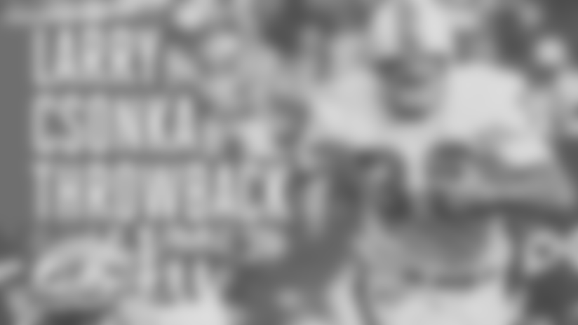 Dolphins Daily: Alumni Throwback | Larry Csonka
