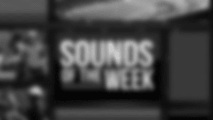 Sounds Of The Week: NFC East Clash