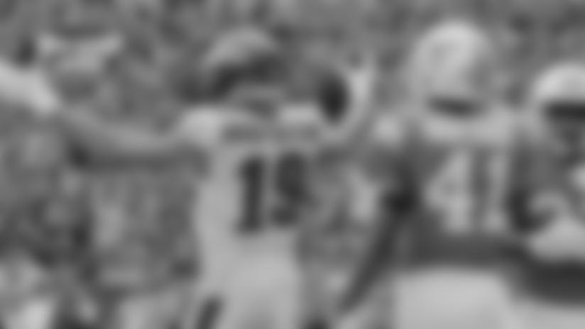 Merrill Cam: J.J. Arcega Whiteside's first NFL TD