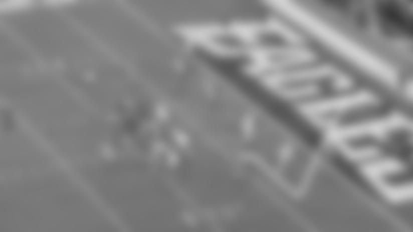 Breakdown: Dallas Goedert's touchdown