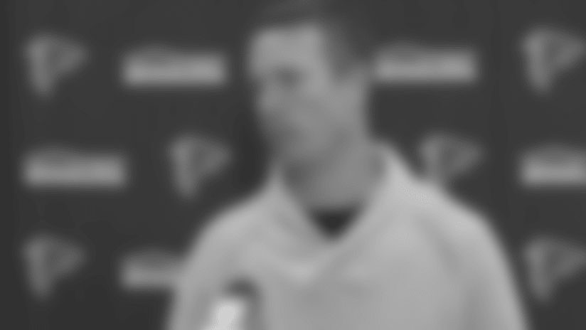 QB Matt Ryan postgame press conference vs. Browns