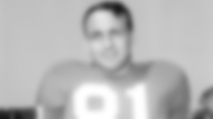 Giants Chronicles: A look back at the career of Andy Robustelli