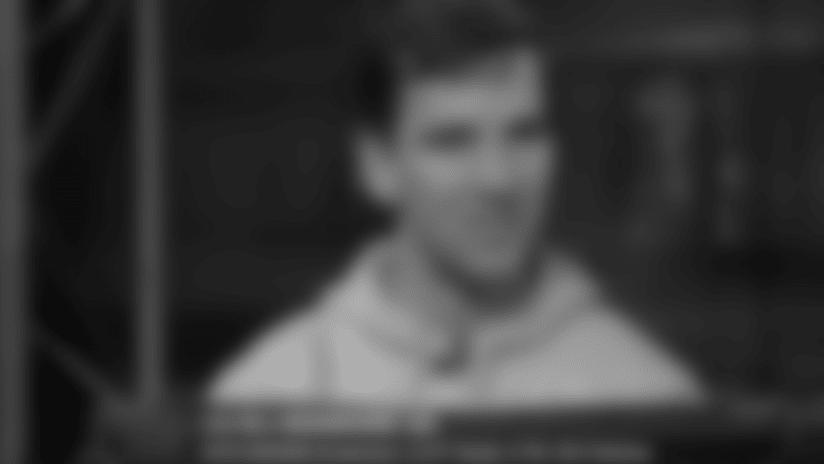Player Spotlight: QB Eli Manning