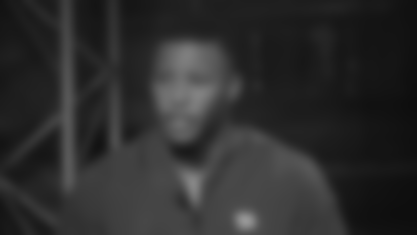 Player Spotlight: Saquon Barkley on returning to the field