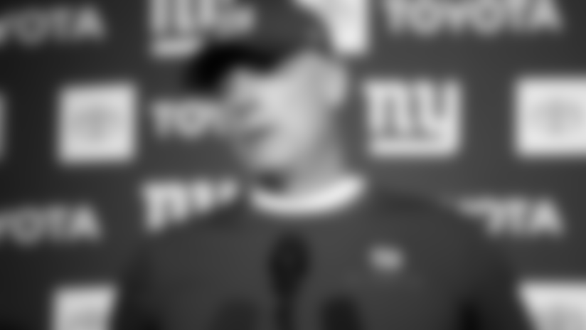 Pat Shurmur recaps loss to the Eagles